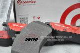C200k/C230/C280를 위한 착용하 저항 Brembo 브레이크 패드