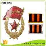 Значки армии значка и таможни Wholesa значков обеспеченностью сразу продавать фабрики воинские