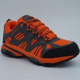 Ботинки людей хорошего качества напольные Trekking низко Hiking ботинки