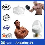 Músculo de Sarms que constrói o pó anabólico Andarine S4 dos esteróides