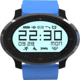 Gelbert impermeable Bluetooth inteligente Health Watch Monitor de frecuencia cardíaca