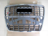 """Автомобиль Передняя решетка для Audi S6 Gray 2005-2012 """""""