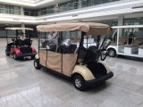 Электрическое Club Car 4 Passenger Golf Cart для поля для гольфа