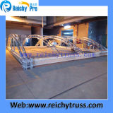 relè di 290*290mm Aluminum Truss Fair Truss Spigot Square Truss