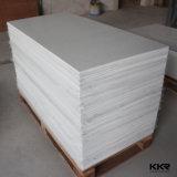 Feuille extérieure solide acrylique de 100% pour le panneau de mur