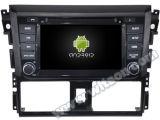 Automobile DVD GPS del Android 5.1 di Witson per Toyota Yaris 2014 con il supporto del Internet DVR della ROM WiFi 3G della chipset 1080P 16g (A5752)