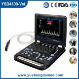 Máquina veterinaria del ultrasonido de Dopler del color de Ysd4100-Vet