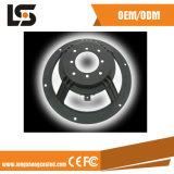 Cubierta de aluminio del reflector del OEM LED y pieza de la lámpara del LED