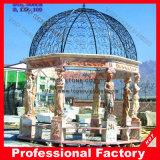 Fabrikdirekt MarmorGazebo für Garten-Dekoration