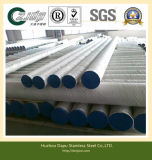 52mm Durchmesser-gesundheitlicher Edelstahl-nahtloses Gefäß/Rohr ASTM A270