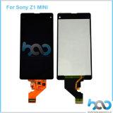 Индикация LCD мобильного телефона для агрегата сенсорного экрана Сони Xperia Z1 миниого