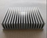 Anodisiertes 6063t6 Aluminum Heatsink Extrusions Aluminum Alloy Heat Pipe