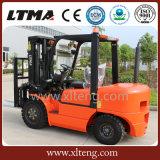 Forklift Diesel do Portable do Forklift 3.5t de Ltma