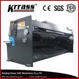 Máquina que pela de la viga hidráulica del oscilación de QC12k/QC12y Nc