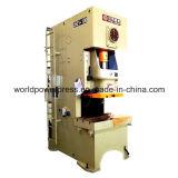 Tipo máquina da manivela do frame de C da imprensa de potência