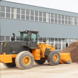 10ton Tipper Loaderの中国Front Loader