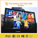 P10 Outdoor LED Board voor Video en Advertise
