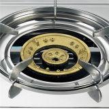 Galvaniseer Steun 3 Het Kooktoestel JP-Gc304 van het Dienblad van het Ijzer Zilveren van het Gas van het Gietijzer
