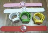 Förderung Gifts Silicone Slap Band für Watch Wristband