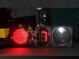 300mm 가득 차있는 공 카운트다운 타이머 LED 교통 신호 빛을 방수 처리하십시오
