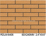 Argilla Split Tile per Exterior Wall Brick 60*240mm Rdlm6406