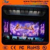 Visualizzazione di LED locativa esterna P10 di pubblicità di Shenzhen