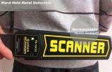 公共のSafety Security携帯用Highquality Metal Gold Detector