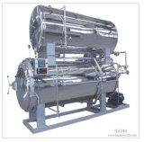 Unità di cottura e di sterilizzazione di doppio strato di immersione automatica dell'acqua