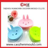 Qualitäts-Plastikseifen-Kasten/Teller-Form