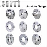 Forged Valve Flange에 ANSI B16.5 Stainless Steel Slip