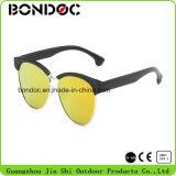 Gafas de sol de metal de diseñador de moda