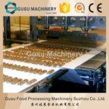 Máquina automática cheia certificada Ce das barras de chocolate de Gusu Museli