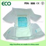 Une couche-culotte remplaçable de bébé d'Indacatior d'humidité chaude de vente de la pente 2016 vers l'Afrique