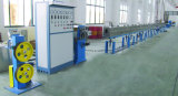 Machine électrique en caoutchouc d'extrusion de fil et de câble de silicium