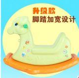 Balanço plástico animal, brinquedo de balanço plástico, cavalo de balanço