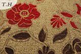 Venta caliente del telar jacquar de la tela grande hermosa del sofá en África (FTH31033)