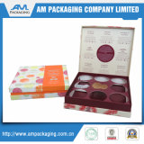 Hollow Texture Custom Food Container Gift Mooncake Box Emballage