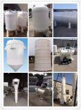 El tanque del producto químico del almacenaje del polietileno de alta densidad