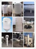 Tanque do produto químico do armazenamento do polietileno high-density