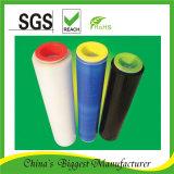 Película de estiramento manual da mão LLDPE do envoltório da pálete