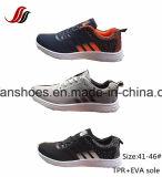Chaussures confortables de sport d'Althletic, espadrilles chaudes de ventes avec le haut d'unité centrale, chaussures de course extérieures
