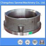 Acero de molde para la maquinaria de mina/la trituradora del cono/la trituradora de quijada