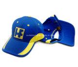 Шлем равнины крышки спортов изготовленный на заказ логоса выдвиженческий