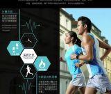 Teléfono elegante del podómetro del monitor del ritmo cardíaco de Smartwatch del reloj de Bluetooth