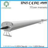 방수 Epistar SMD2835 세 배 증거 LED 선형 빛