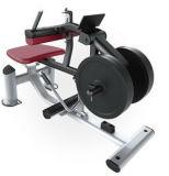 CE certificado aparatos de ejercicios de gimnasio comercial asentada elevaciones de talones