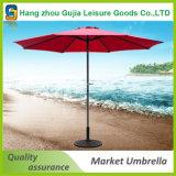 9FT X8 K 일요일 바닷가 정원 고정되는 옥외 우산