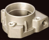 塗られる亜鉛と砂型で作るOEMによってカスタマイズされるアルミニウム