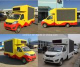 Forland 가솔린 엔진을%s 가진 이동할 수 있는 발광 다이오드 표시 트럭