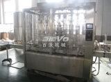 Tipo linear máquina de rellenar de la botella automática del animal doméstico del petróleo